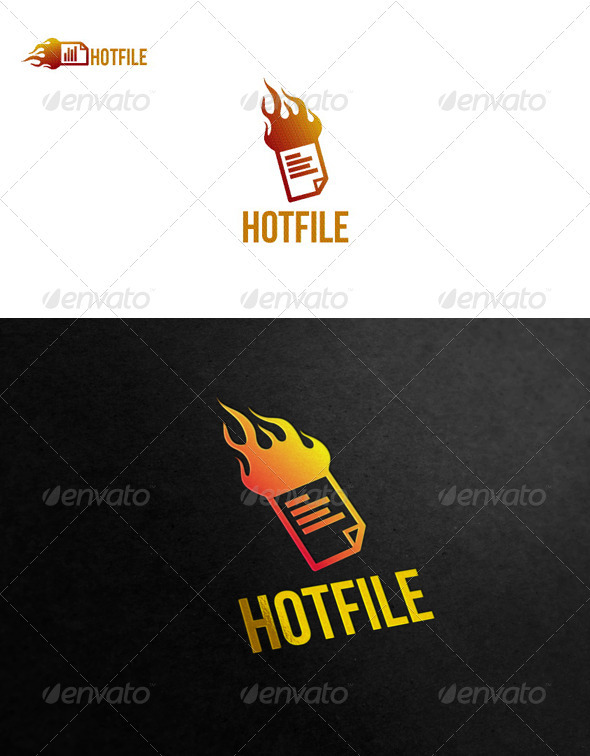 Hot File - Symbols Logo Templates