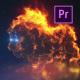 Lion Spirit Logo - Premiere Pro - VideoHive Item for Sale