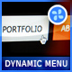 Dynamic Menu – with Slide