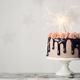 Chocolate birthday cake - PhotoDune Item for Sale