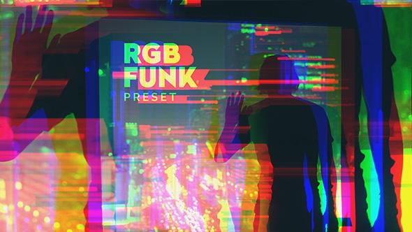 RGB Funk Preset Download Free