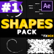 Cartoon Shapes Pack   After Effects - VideoHive Item for Sale