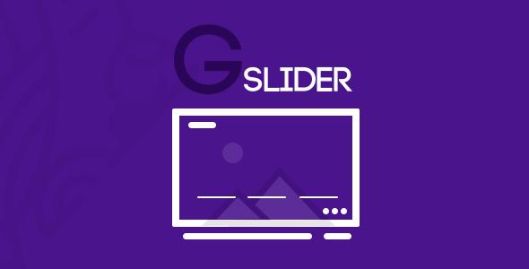 GSlider - Premium Gutenberg Slider Block For WordPress