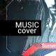 Crystal Music Cover - VideoHive Item for Sale