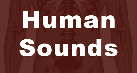 Human Sound Effects