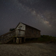 Milky Way over a Shack - PhotoDune Item for Sale