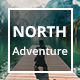 North - Adventure Responsive Email Newsletter Template