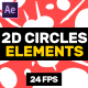 2D Circles Pack - VideoHive Item for Sale