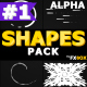Cartoon Shapes Pack   Motion Graphics Pack - VideoHive Item for Sale