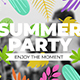 Summer Title Elements - VideoHive Item for Sale