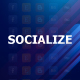 Free Download Socialize | Social Media Buttons Nulled