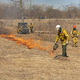 Smoke Tornado on a Prairie Fire - PhotoDune Item for Sale