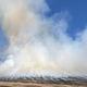 Smoke Tornado in a Prairie Fire - PhotoDune Item for Sale