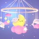 Baby Crib Moon Toy - VideoHive Item for Sale
