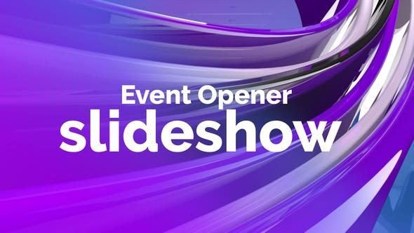 Event Opener Slideshow