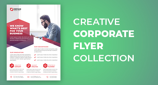 Corporate Flyer Collection
