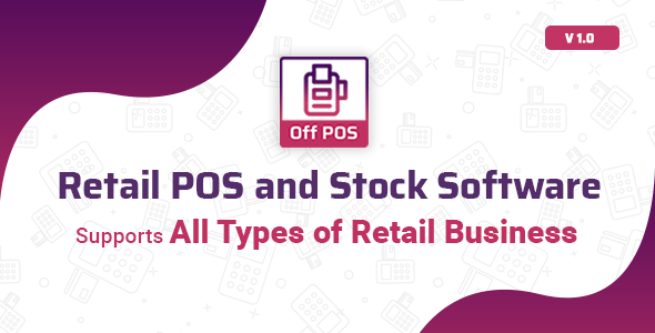 Off POS - Retail POS and Stock Software