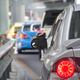 Car congestion under the highway - PhotoDune Item for Sale