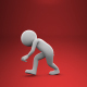 Stick Figure Walking Drunk  - 2 Pack - VideoHive Item for Sale