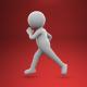 Stick Figure Treadmill Run  - 2 Pack - VideoHive Item for Sale