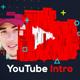 Glitch YouTube Intro - VideoHive Item for Sale