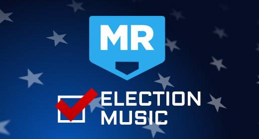 MotionRevolver Election Music