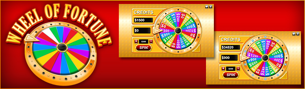 Wheel of Fortune - HTML5 Casino Game