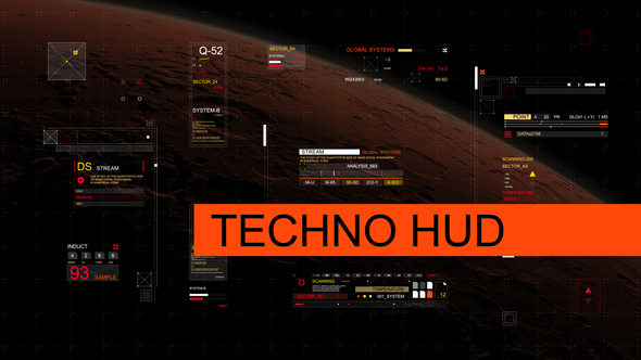 Techno_hud Download Free