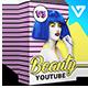 Beauty Youtube Design Pack