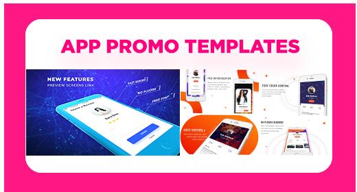 App Promo Templates
