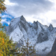 Pizzo Badile on the Rhaetian Alps - PhotoDune Item for Sale