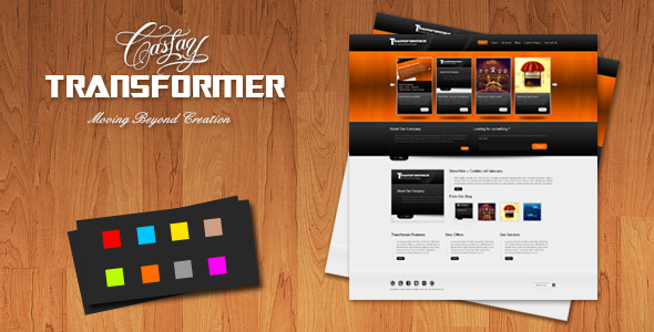 Free Download Transformer - 9 in 1 Nulled Latest Version