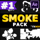 Hand-Drawn Cartoon Smoke   After Effects - VideoHive Item for Sale