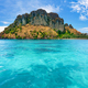Tropical island in the blue ocean. Thailand - PhotoDune Item for Sale