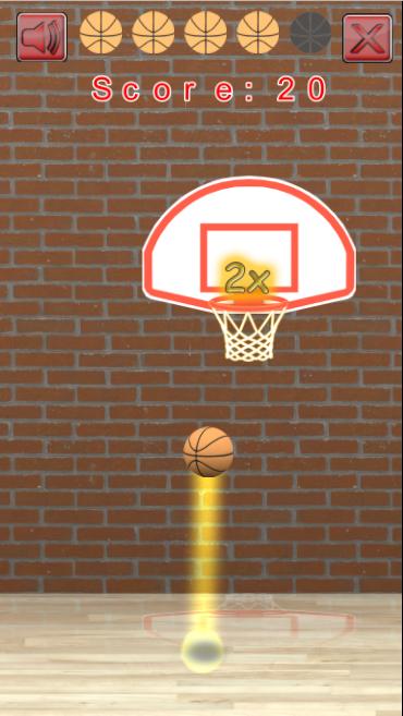 Basketball Shot ( HTML5 + CAPX ) - 4