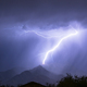 Spectacular Electrical Storm Lightning Bolt Mount Wrightson Valley Arizona - PhotoDune Item for Sale