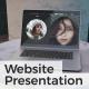 Website Presentation | Laptop Mockup - VideoHive Item for Sale