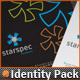 Star Spectrum Web Development Identity Designs - GraphicRiver Item for Sale