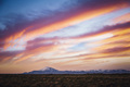 Beautiful sunset over Hekla volcano, Iceland - PhotoDune Item for Sale