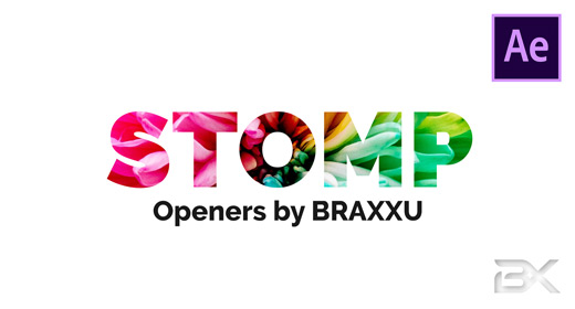 Stomp Openers | After Effects Templates