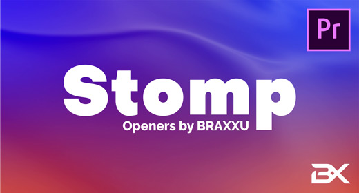 Stomp Openers | Premiere Pro Template