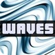 White Waves Abstract Background - VideoHive Item for Sale