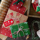 Cheerfully wrapped Christmas presents - PhotoDune Item for Sale
