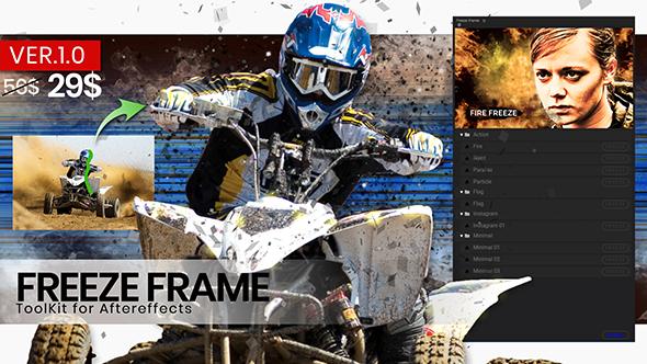 Freeze Frame intro ToolKit Download Free