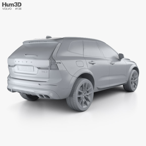 2017 Volvo Xc60 T6 R Design >> Volvo Xc60 T6 R Design With Hq Interior 2017