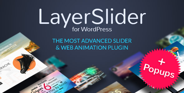 LayerSlider Responsive WordPress Slider Plugin