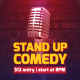 Stand Up Comedy - VideoHive Item for Sale