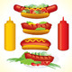Hot Dogs - GraphicRiver Item for Sale