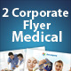 Corporate Flyer Medical - GraphicRiver Item for Sale
