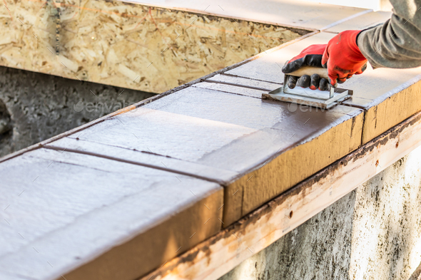 Cement Construction Series - Stock Photo - Images